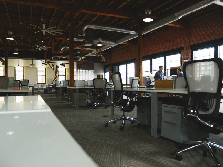 Workspace Optimization, can enterprises reduce their rental space in a driven data way?